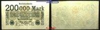 200 000 Mark 1923 9,08 Deutsches Reich Inflation, Reichsbanknote, Ro.99... 1,50 EUR  +  7,00 EUR shipping