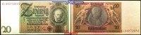 20 Reichs mark 1929 22.01 Deutsches Reich Reichsbank, Werner von Siemen... 6,00 EUR  +  7,00 EUR shipping