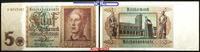 5 Reichs mark 1942 01,08 Deutsches Reich Reichsbank, Hitlerjunge / 7 st... 14,00 EUR  +  7,00 EUR shipping