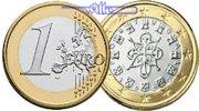 1 Euro 2008 Portugal Kursmünze, 1 Euro * stgl  14,50 EUR  +  7,00 EUR shipping