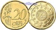 20 Cent 2008 Portugal Kursmünze, 20 Cent * stgl  9,90 EUR  Excl. 7,00 EUR Verzending