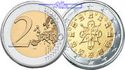 2 Euro 2008 Portugal Kursmünze, 2 Euro * stgl  65.54 US$ 59,00 EUR  +  38.88 US$ shipping