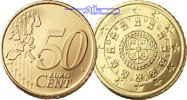 Portugal 50 Cent 2003  stgl Kursmünze, 50 Cent 5,70 EUR