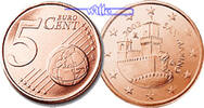 5 Cent 2004 San Marino Kursmünze, 5 Cent stgl  4,50 EUR  +  7,00 EUR shipping