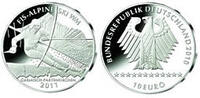 10 Euro x5 2010 A/D/F/G/J Deutschland FIS Alpine Ski WM Garmisch-Parten... 150,00 EUR  + 17,00 EUR frais d'envoi