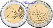 2 Euro 2007 Slowenien Kursmünze, 2 Euro stgl  4,90 EUR  + 7,00 EUR frais d'envoi