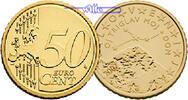 50 Cent 2007 Slowenien Kursmünze, 50 Cent stgl  1,50 EUR  +  7,00 EUR shipping