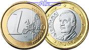 1 Euro 2004 Spanien Kursmünze, 1 Euro stgl  4,00 EUR  +  7,00 EUR shipping