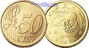 50 Cent 2002 Spanien Kursmünze, 50 Cent stgl  19,90 EUR  +  7,00 EUR shipping