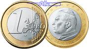 1 Euro 2005 Vatikan Kursmünze, 1 Euro stgl  130,00 EUR  + 17,00 EUR frais d'envoi
