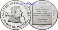 1 1/2 Euro 2007 Frankreich Mendes, Aristides De Sousa, inkl. Etui & Zer... 8419 руб 115,00 EUR  +  2562 руб shipping