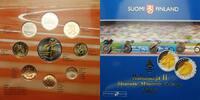8,88 2005 Finnland Kursmünzensatz / 2. Ausgabe mit 5 Euro-Gedenkmünze L... 20.28 US$ 18,00 EUR  +  12.39 US$ shipping
