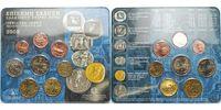 3,88 2005 Griechenland Kursmünzensatz stglimBlister  36,80 EUR  +  17,00 EUR shipping