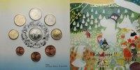 5,88 2004 Finnland Kursmünzensatz / 2. Ausgabe + Medaille Tove Jansson ... 4758 руб 65,00 EUR  +  2562 руб shipping
