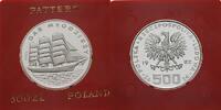 500 Zlotych 1982 Warschau Polen 50 Jahre Segelschulschiff -Dar Pomorza-... 388.65 US$ 350,00 EUR