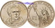1 $ 2008 P USA Andrew Jackson 2008 Philadelphia / Kupfer-Nickel / Neue ... 3,50 EUR  +  7,00 EUR shipping