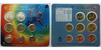 3,88 2000 Spanien Kursmünzensatz stglimBlister  1998 руб 27,00 EUR  +  2590 руб shipping