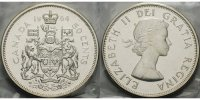 Kanada 50 Cents Elizabeth II.
