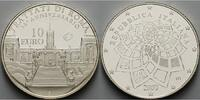 10 Euro 2007 Italien Römische Verträge 2007 / Europaprogramm /Silber,in... 69,00 EUR  + 17,00 EUR frais d'envoi