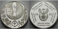 2 Rand 2010 Süd-Afrika Fußball Weltmeisterschaft 2010 in Südafrika, ink... 79,80 EUR  +  17,00 EUR shipping
