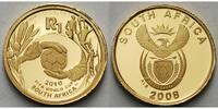 1/10 oz.3,11gfein,1 Rand16,5 mm Ø 2008 Süd-Afrika Fußball Weltmeistersc... 198,00 EUR