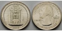 1/4 $ 2010 P USA Hot Springs /P - Kupfer-Nickel - vz  2,00 EUR
