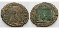 Rmische Kaiserzeit Follis Constantinus I. 306-337 n. Chr. Kupfer-Bronze