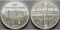 10 Euro 2010 Frankreich Centre Pompidou - George Pompidou inkl. Etui & ... 42,50 EUR  +  17,00 EUR shipping