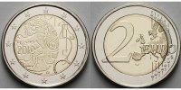 2 Euro 2010 Finnland 150 Jahre Finnische Währung stgl  6.55 US$ 5,90 EUR