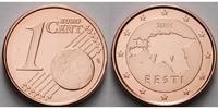 1 Cent 2011 Estland Kursmünze, 1 Cent, stgl  1,00 EUR  +  7,00 EUR shipping