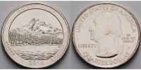 1/4 $ 2010 D USA Mount Hood /D - Kupfer-Nickel - vz  2,00 EUR  zzgl. 3,95 EUR Versand