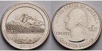 1/4 $ 2010 P USA Mount Hood /P - Kupfer-Nickel - vz  2,00 EUR  +  7,00 EUR shipping