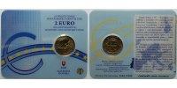 2 Euro 2009 Slowakei 10 Jahre Europäische Wirtschafts-u. Währungsunion ... 9,00 EUR  + 7,00 EUR frais d'envoi