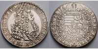 RDR, Haus Habsburg 1 Taler Kaiser Knig Leopold I, 1657- 1705, Tiroler Taler