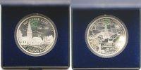 Dortmund 15,00g  fein 35mm Ø 800 Jahre Kurl 1189-1989,St.Johannes Baptista, inkl. Etui & EM-Zertifikat