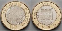 5 Euro 2011 Finnland Uusimaa, Historische Provinzen Nr.5, ohne Zertifik... 10,80 EUR  +  7,00 EUR shipping