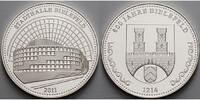 333/1000 Silbermedaille 2011 Bielefeld Medaille-800 Jahre Bielefeld -St... 56,90 EUR  +  17,00 EUR shipping