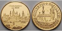 9,66g fein, 26mm Ø  Paderborn Medaille in Gold - Stadtsiegel / Paderbor... 443.10 US$ 395,00 EUR  +  39.26 US$ shipping