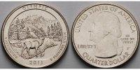 1/4 $ 2011 P USA Olympic /P - Kupfer-Nickel - vz  148 руб 2,00 EUR  +  812 руб shipping