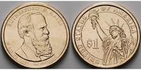 1 $ 2011 D USA Rutherford B. Hayes / Kupfer-Nickel, Denver vz  3,50 EUR  +  7,00 EUR shipping