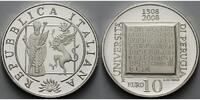 10 Euro 2008 Italien 700. Geburtstag Gründung der Uni,inkl. Kapsel & Ze... 72,00 EUR  +  17,00 EUR shipping