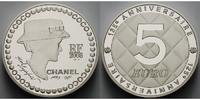 5 Euro 2008 Frankreich COCO CHANEL, 22,2 g. inkl. Etui & Zertifikat & S... 88,00 EUR  +  17,00 EUR shipping