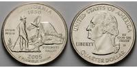 1/4 $ 2005 D USA California D - Kupfer-Nickel - vz  5,00 EUR  + 7,00 EUR frais d'envoi