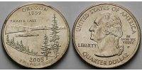 1/4 $ 2005 P USA Oregon P - Kupfer-Nickel - vz  5,00 EUR  +  7,00 EUR shipping