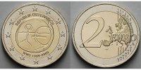 2 Euro 2009 Österreich 10 Jahre Europäische Wirtschafts- u. Währungsuni... 4,50 EUR  +  7,00 EUR shipping