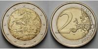 2 Euro 2008 Italien Menschenrechte stgl  4,50 EUR  zzgl. 3,95 EUR Versand