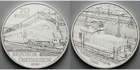 20 Euro 2009 Österreich Die Bahn der Zukunft-VERSCHUBLOK-1063- (Serie Ö... 54,00 EUR  + 17,00 EUR frais d'envoi