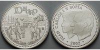 10 Euro 2002 Spanien Menorca-200 Jahre zu Spanien PP  3653 руб 49,50 EUR  +  2583 руб shipping