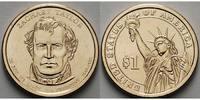 1 $ 2009 D USA Zachary Taylor / Kupfer-Nickel, Denver vz  3,50 EUR  + 7,00 EUR frais d'envoi