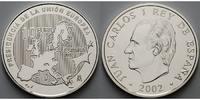 12 Euro 2002 Spanien EU-Präsidentschaft PP  55,00 EUR  +  17,00 EUR shipping